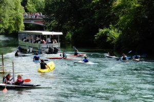 Festa sul Nonsel @ L'imbarcadero, Via Rivierasca, il ponte di Adamo ed Eva