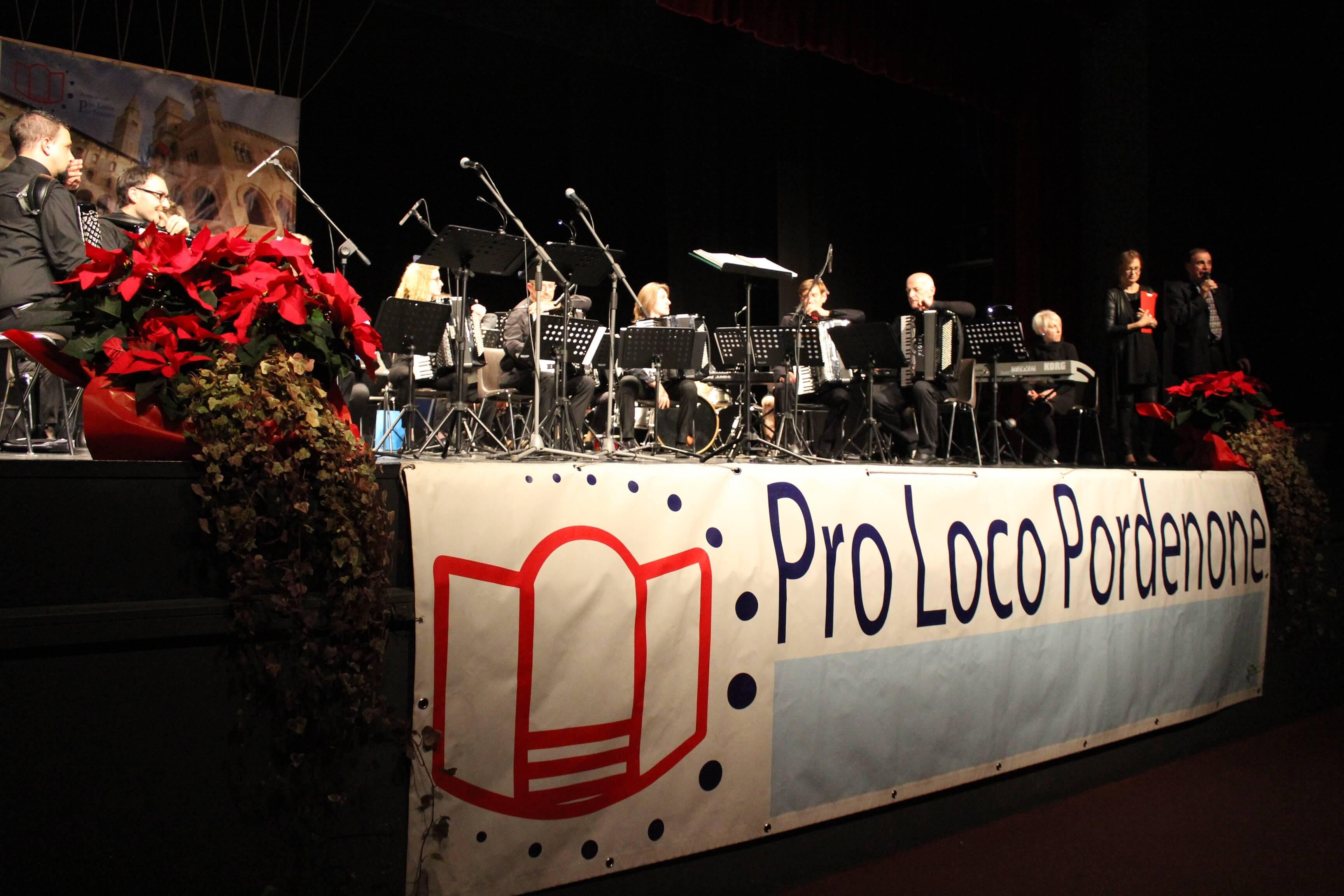 Concerto Di Musica Operistica Natalizia all'Auditorium Concordia Di Pordenone