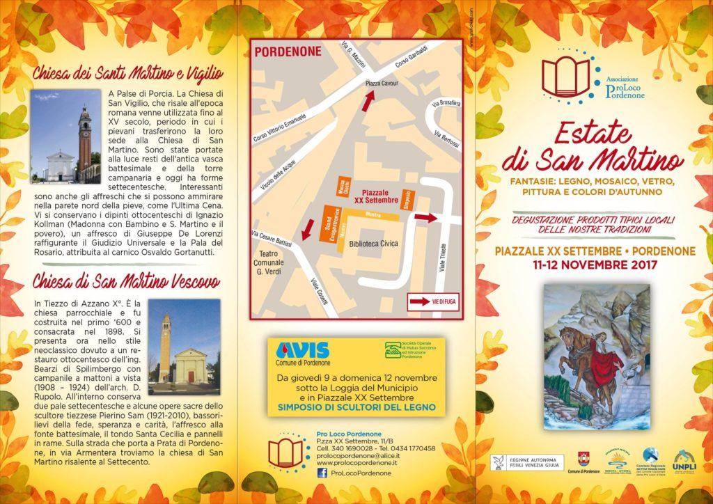 Programma 2017: L'Estate di S.Martino a Pordenone
