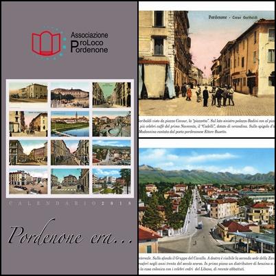 Anteprima Calendario 2018 Pro Loco Pordenone