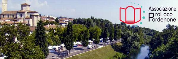 Rivierasca Pordenone Durante La Festa Sul Nonsel Con Logo Pro Loco Pordenone