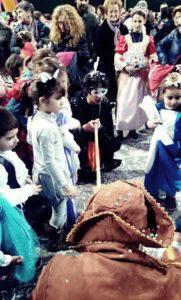 Festa di fine carnevale @ Piazza XX Settembre