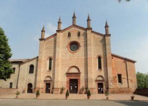 Chiesa Convento Dell'Annunziata A Piacenza