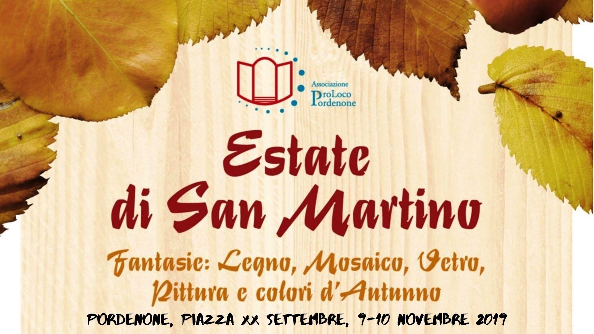 Estate Di San Martino 2019, Pordenone Piazza XX Settembre