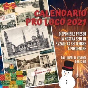 Immagine Calendario Pro Loco 2021 Pordenone Era