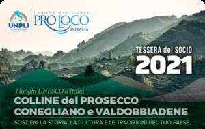 Tessera Pro Loco 2021